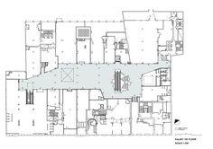 Paleet Shopping Center,First Floor Plan