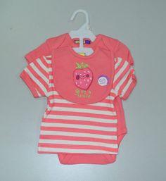 Lovely baby wear set 3pcs 100% cotton, interlock web: www.sunvinas.com