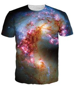 Antennae Galaxy T-Shirt