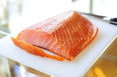 Citrus Cured Smoked Salmon | or How to Cure Salmon and Other Fatty Fish | by Georgia Pelligrini | on Georgia Pelligrini.com