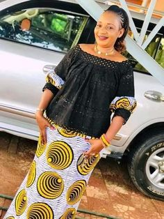 African Print Dress Designs, African Print Dresses, African Print Fashion, Africa Fashion, Blouse Designs, Latest African Fashion Dresses, African Dresses For Women, African Attire, Traditional African Clothing
