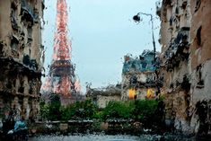 Paris in the rain | Christophe Jacrot photographie