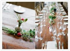 Delicate greens and bud florals // Robert Sukrachand Photography