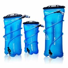 Sports & Entertainment Outdoor Portable Thickened Folding Water Bladder Tube Bag For Outdoor Sport Running Camping Hiking Mountain Cycling Drink Pouch Possessing Chinese Flavors