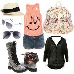 All to my self :), created by darian-nobriga on Polyvore