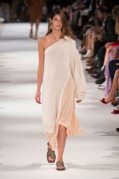 Stella McCartney, Spring 2018 - The Most Beautiful Runway Gowns at Paris Fashion Week - Photos
