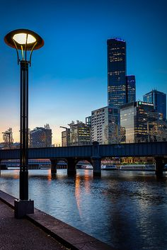Melbourne City | Aaron Toulmin | Flickr