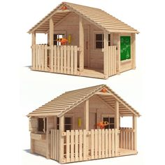 How to Make a Paper House- Free House Template