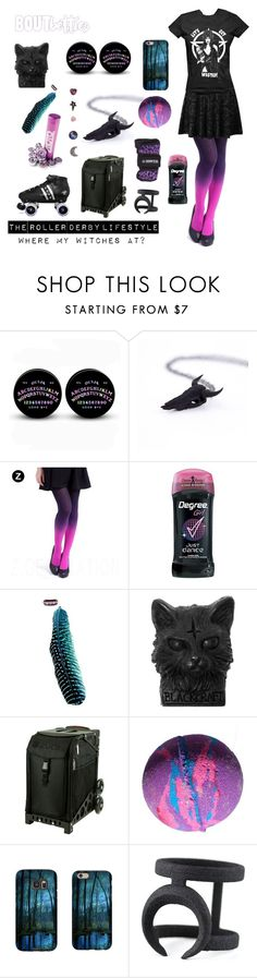 "Roller derby clothes | Fri-yay Fashion: ""Where my Witches at?"" by Bout Betties on Polyvore"