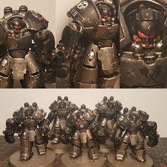 Warhammer Figures, Warhammer Paint, Warhammer Models, Warhammer 40k Miniatures, Warhammer 40000, Eternal Crusade, Thousand Sons, Creation Myth, Imperial Knight