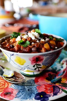 Good veggie chili is so darn good that you won't even notice there's no meat in it! This pot of goodness is chock full of...