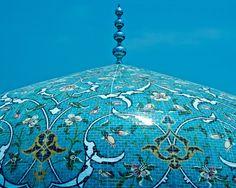Mosque Dome.  Kuala Lumpur, Malaysia