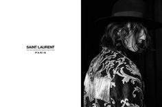 Saint Laurent unveiled the campaign for its Hollywood Palladium collection, featuring Jeff, Louis and Zach captured by Hedi Slimane.