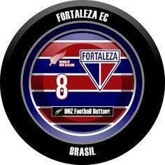 DNZ Football Buttons: Fortaleza EC                                                                                                                                                                                 Mais
