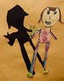 Artsonia Art Exhibit :: Me and My Shadow -1st gr.