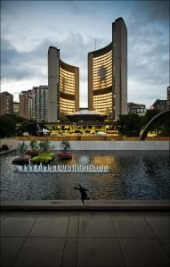 Blinkenlights Stereoscope- Toronto, Canada