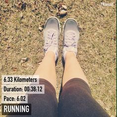 "cupcakesandcurlsyyc: ""Beautiful day for a run ☀️"""