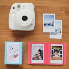 The Small Instax Mini Album is one of many adorable and functional products in the MochiThings collection. Discover and learn more about it today! Instax Mini Album, Mini Polaroid, Polaroid Instant Camera, Fujifilm Instax Mini, Small Photo Albums, Mini Albums, Best Selling Albums, Health Promotion, Activities