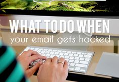 How to fix and prevent a hacked email account http://cnet.co/TxOHzt