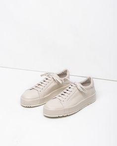 JIL SANDER | Basic Sneaker | Shop @ La Garçonne