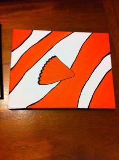 Finding Nemo Inspired Canvas Art (Set of 3)
