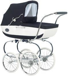 Silver Cross Puppenwagen-nostalgie Puppenwagen-luxuspuppenwagen Billigverkauf 50% Puppen & Zubehör Babypuppen & Zubehör
