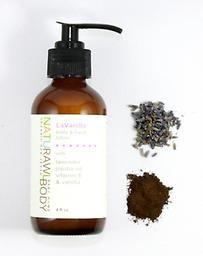 BODY + HAND LOTION / LaVanilla LAVANILLA BODY + HAND LOTION with lavender pure essential oil / vanilla oil / organic jojoba oil / organic castor seed oil / vitamin e / 4 oz. / plant-based vegan.