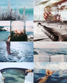 Ravenclaw, Child of Neptune, Pisces Sun, Aquarius Dominant and INFJ