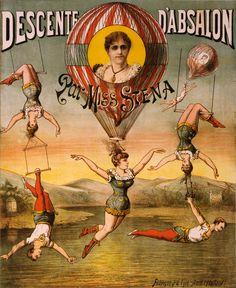 Circus Tattoo Idea