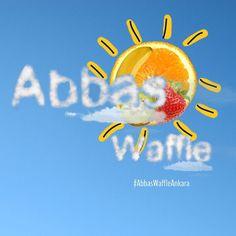 Güzel havalarda nereye baksak aklımıza waffle ve gelato geliyor! Gelato, Ankara, Waffles, Orange, Instagram Posts, Ice Cream, Waffle