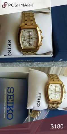 SEIKO WATCH Brand new SEIKO  Accessories Watches