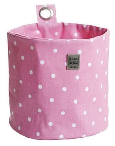 Köp Färg & Form Hängförvaring Stor Prickig Rosa   Barnrummet Förvaring   Jollyroom #jollyroom #förvaring #barnrum #barnrumsinspo #förvaringsinspo