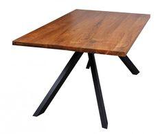 FineBuy Design Esstisch Sheesham Massivholz 175x100x76 cm Esszimmer Tisch Neu in Möbel & Wohnen, Möbel, Tische | eBay