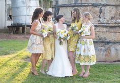Cotton Gin Wedding by Courtney Dellafiora - Southern Weddings