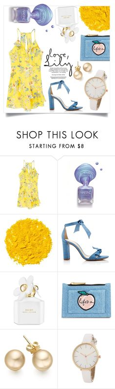 """There's nothing they can do to stop this army of two.."" by its-siobhan-again ❤ liked on Polyvore featuring MANGO, Illamasqua, Alexandre Birman, Marc Jacobs and Skinnydip"