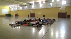 Juegos para discapacitados - 00009 #Juegosmotores #inef #ccafd #ugr #educacionfisica #physicaleducation @Fac_Deporte_UGR @CanalUGR