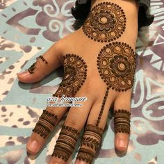 25+ Gorgeous Rakshabandhan Mehndi Designs 2019 | Latest Rakhi Mehndi Design Images  – Gorgeously Flawed
