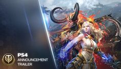 Skyforge News - Global publisher My.com and developer Allods Team are proud to bring the free-to-play action MMORPG Skyforge to PlayStation®4 worldwide.