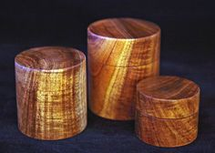 wood turned boxes Google Search wooden boxes Pinterest Woods