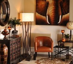 17 Awesome African Living Room Decor | African living rooms, Room ...