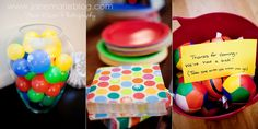 A Ball Theme First Birthday Party   Houston Portrait Photographer » Jane Marie Photography