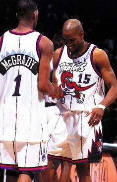 Tracy McGrady - Vince Carter