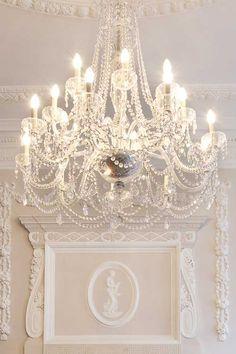Schlafzimmer Lampe, Wohnzimmer, Lampen Und Leuchten, Glanz, Haus Und Heim,  Kronleuchter, Schöne Zuhause, Beleuchtung, Vintage Möbel,  Kronleuchterbeleuchtung ...