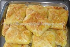 Retete Culinare - Placinte cu branza Romanian Desserts, Romanian Food, Romanian Recipes, Pastry And Bakery, Bread And Pastries, Pastry Recipes, Cooking Recipes, Greek Easter Bread, Fun Desserts