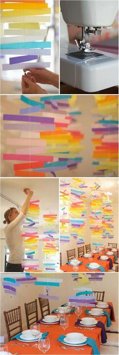 DIY : Modern Colorful Mobile | DIY & Crafts Tutorials