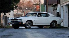 1970 Chevrolet Chevelle LS6 - 1