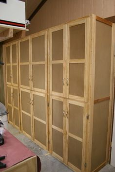 Storage Cabinets & Garage organization and storage is easy with the right shelves ...