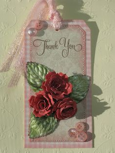 tag - thank you