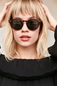 e16d2ed47e13 Shop Coastal Round Sunglasses at Urban Outfitters today. We carry all the  latest styles