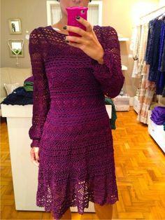 Visita no ateliê da Giovana Dias Crochet - Silvia Braz